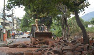 c8cd4ebde Nilópolis mantém rotina de limpeza no Centro Municipal de Eventos